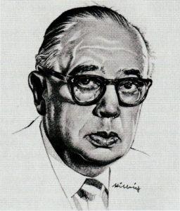 Gründermitglied Fritz Pudor