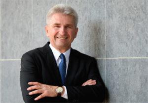 Schirmherr Prof. Dr. Andreas Pinkwart