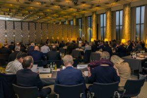 Reges Interess bei der Veranstaltung mit ThyssenKrupp-Vorstand Guido Kerkhoff